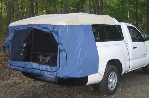 Mid-Size Truck Camper Tent